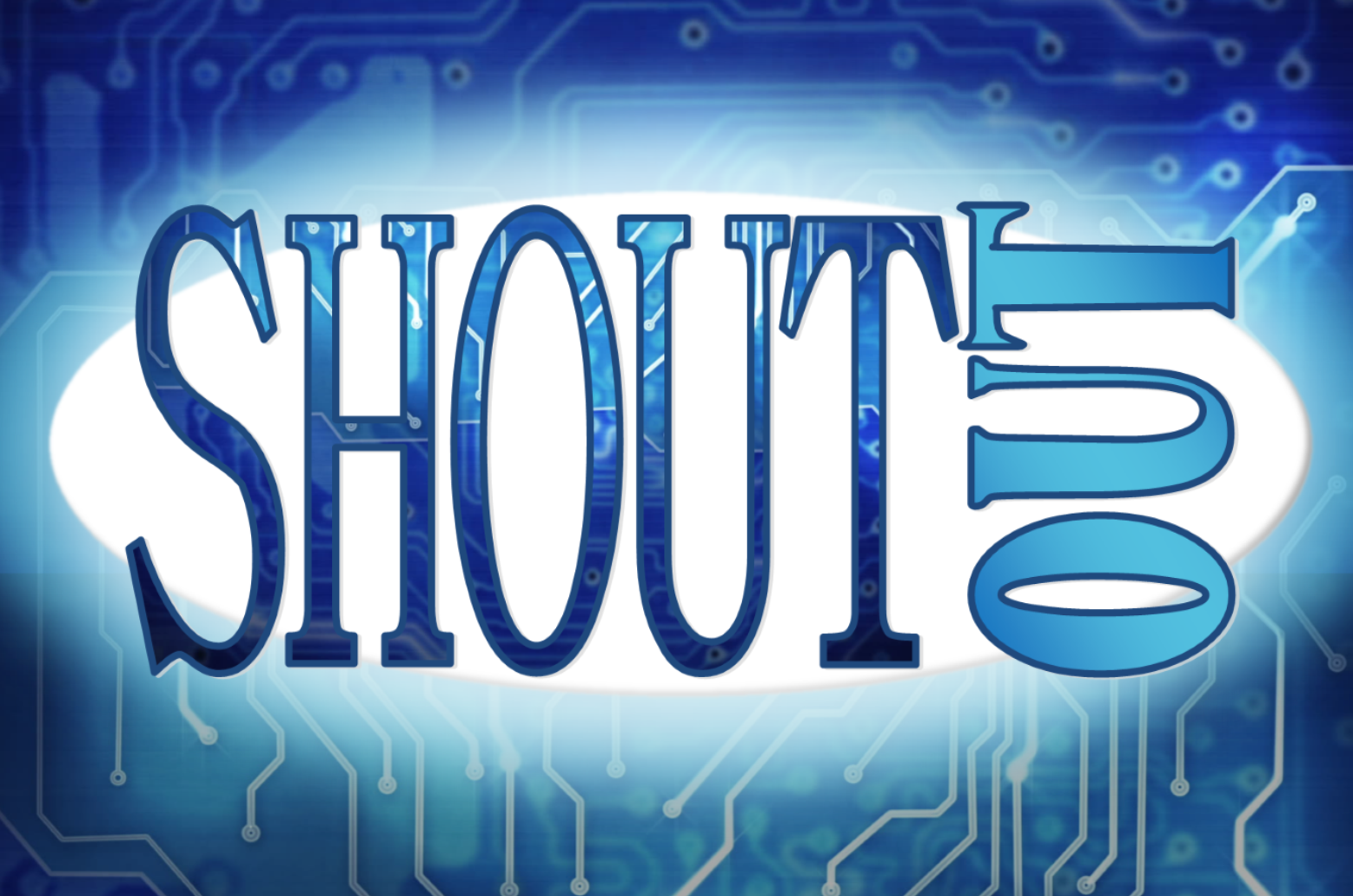 shout out logo img